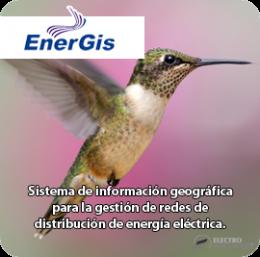 Imagen de EnerGis - Sistemas de información geografica - ElectroSoftware