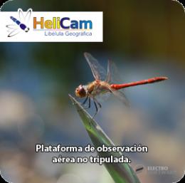 Imagen de HeliCam - Libélula geográfica - Electro Software
