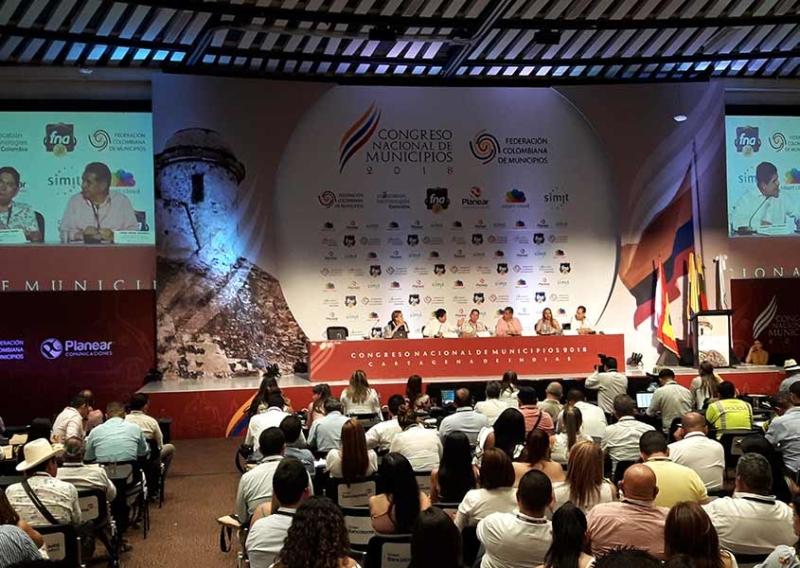 Imagen de Electro Software en el Congreso Nacional de Municipios