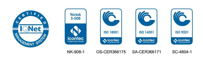 Imagen de Certificaciones icontec ElectroSoftware tecnologia santander