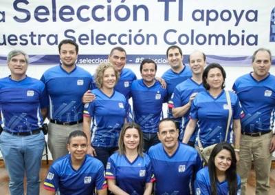 imagen de Selección TI de Software tiene jugador de la región Electro Software Bucaramanga Colombia
