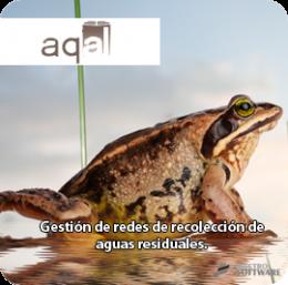 Imagen de AQUAL - Gestión de redes de recolección de aguas residuales - Electro Software