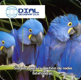 Imagen de Electro Software - DIALGEO - Gestión de redes telefónicas