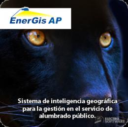 imagen de EnerGis AP - Electro Software - sistema de inteligencia geográfica