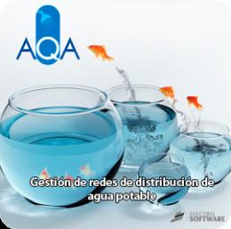 Imagen de AQA - Gestión de redes de distribución de agua potable - ElectroSoftware