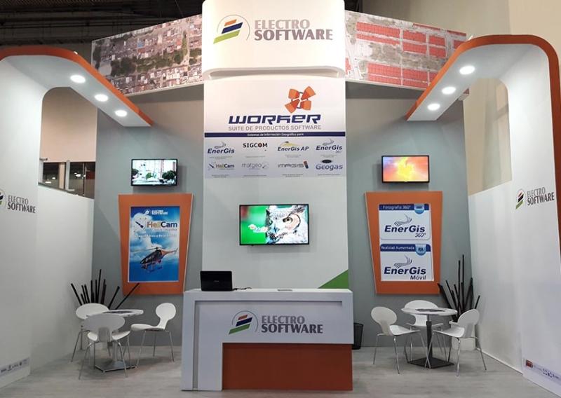 Imagen de Electro Software en Expoeléctrica México 2018